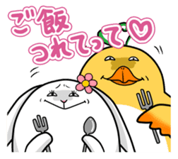 Hanausagi and Hououta sticker #924436