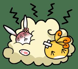 Hanausagi and Hououta sticker #924437