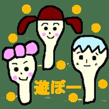 Shamoji family sticker #924505