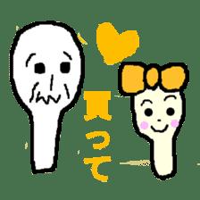 Shamoji family sticker #924514