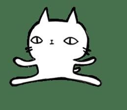 Sometimes cats and kittens sticker sticker #925319