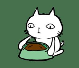 Sometimes cats and kittens sticker sticker #925325