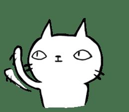 Sometimes cats and kittens sticker sticker #925341
