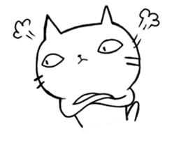Sometimes cats and kittens sticker sticker #925344