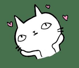 Sometimes cats and kittens sticker sticker #925345