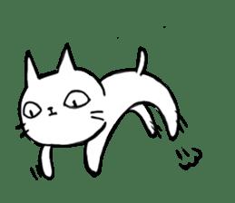 Sometimes cats and kittens sticker sticker #925346