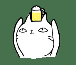 Sometimes cats and kittens sticker sticker #925347