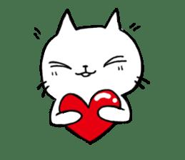 Sometimes cats and kittens sticker sticker #925348