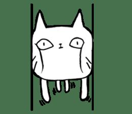 Sometimes cats and kittens sticker sticker #925351