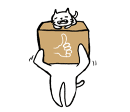 Sometimes cats and kittens sticker sticker #925353