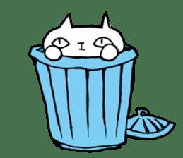 Sometimes cats and kittens sticker sticker #925354