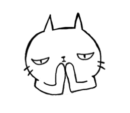 Sometimes cats and kittens sticker sticker #925358