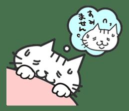 I am sorry, cat sticker #926248
