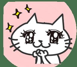 I am sorry, cat sticker #926255