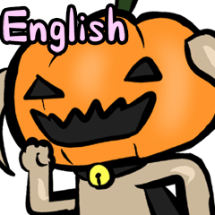 Pumpkin dog(English version)