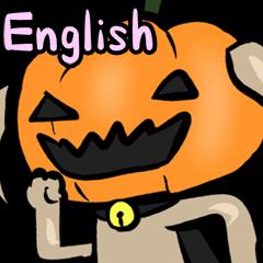 Pumpkin dog(English version)