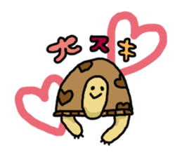 tortoises sticker #926403