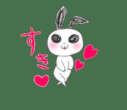 Go!Go! PANDA sticker #926779