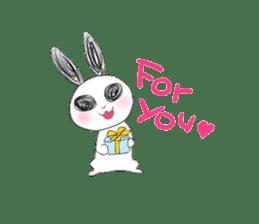 Go!Go! PANDA sticker #926786