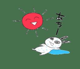 Go!Go! PANDA sticker #926788