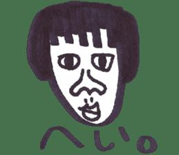 Kimo-Kowaii sticker #926849