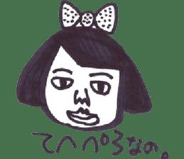 Kimo-Kowaii sticker #926873