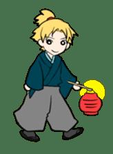 hatamoto! sticker #928220