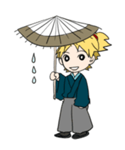 hatamoto! sticker #928222