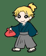 hatamoto! sticker #928224