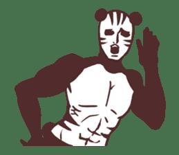 Tora-Panda2 sticker #928290