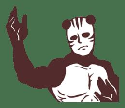 Tora-Panda2 sticker #928302