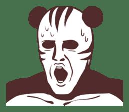 Tora-Panda2 sticker #928304