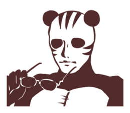 Tora-Panda2 sticker #928310
