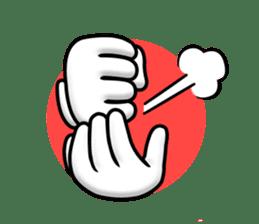 Gloves 2 sticker #930694