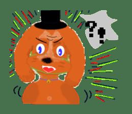 Dookdik-shizu lovely sticker #931006