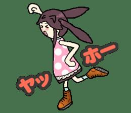 onepi-girl sticker #933442
