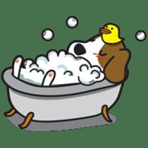 Porjai Beagle Dog sticker #933665
