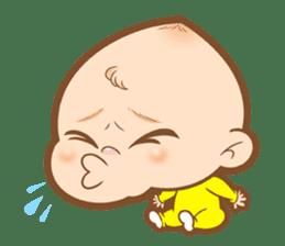 Baby talk goo goo sticker #933784