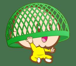 Baby talk goo goo sticker #933792