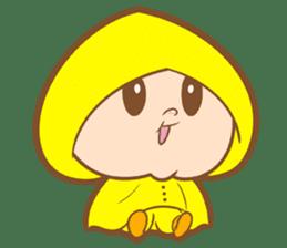 Baby talk goo goo sticker #933798