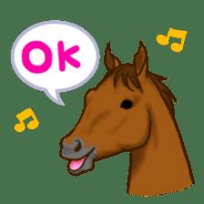 Horses Sticker sticker #934039