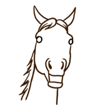 Horses Sticker sticker #934052