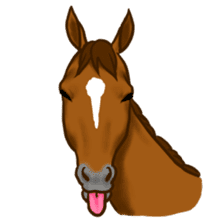 Horses Sticker sticker #934060