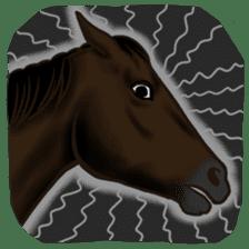 Horses Sticker sticker #934068