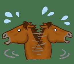 Horses Sticker sticker #934069