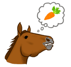 Horses Sticker sticker #934077