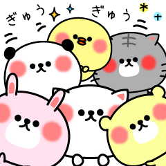 Animal Sticker1