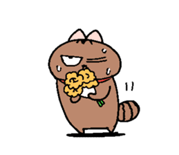The name of a cat is a micro. sticker #935987