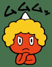 A demon's child,Mela sticker #936565