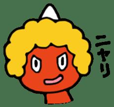 A demon's child,Mela sticker #936566